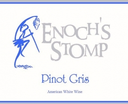 Pinot Gris label